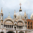 Basilica San Marco in Venice. - Stock Photo