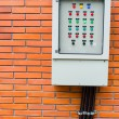 Control box — Stock Photo #11012389