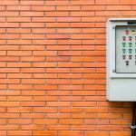 Control box — Stock Photo #11012393