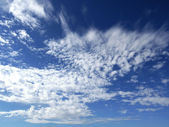 Clouds, — Stock Photo
