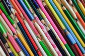 铅笔彩色图像 — 图库照片