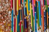 Pencil- color image — Stock Photo