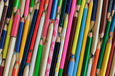 Pencil- color image — Stock Photo