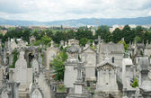 Cemetery of Loyasse, Lyon, France — Stock Photo