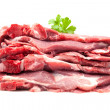 Pig chops — Stock Photo #11294389