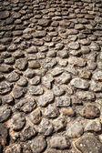 Rock stone pavement — Stock Photo