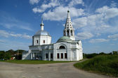 Trinity Cathedral in the city of Serpukhov — Stock Photo