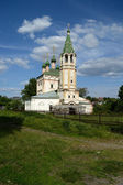 Trinity Church in the town of Serpukhov — Stock Photo