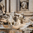 ������, ������: Trevi fountain in Rome