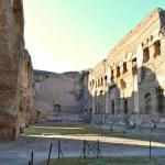 The Baths of Caracalla — Stock Photo