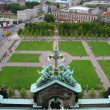 View from the Cathedral of Berlin — Stock Photo