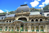 Canfranc eski istasyon — Stok fotoğraf