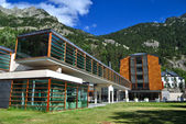 Building in Panticosa — Stock Photo