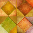 Colorful background image and design element with earthy texture — Stock Photo #11337907