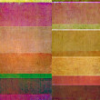 Colorful background image and design element with earthy texture — Stock Photo #11337925
