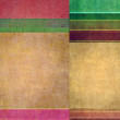 Colorful background image and design element with earthy texture — Stock Photo #11337983