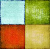 Colorful geometric background image — Stock Photo