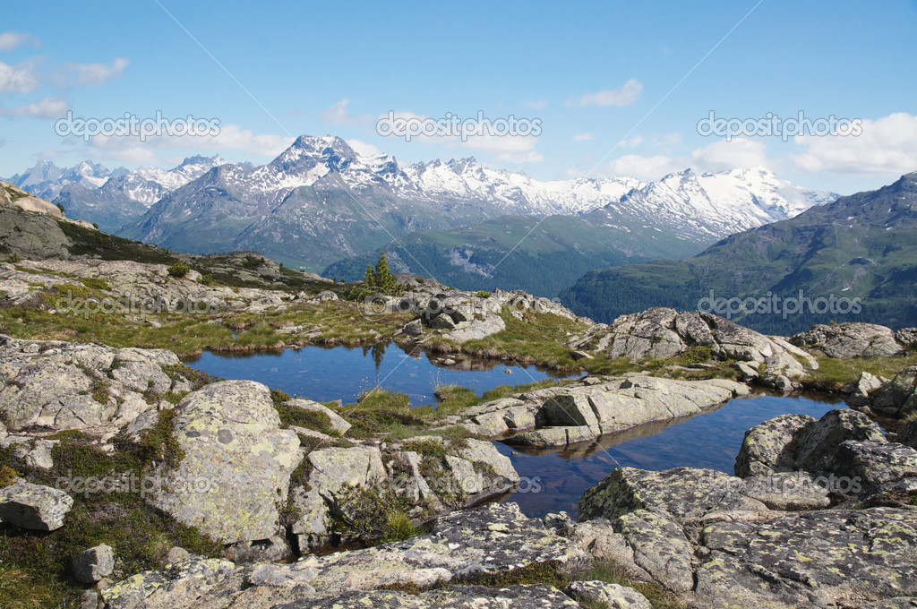 Majestic  landscape  Stock Photo #11956613