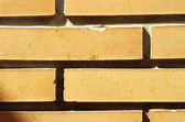 Pared de ladrillo textura escena — Foto de Stock