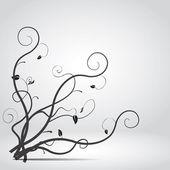 Emocion twigs — Stock Vector