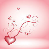 Romance — Stock Vector