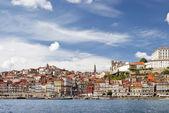 Beautiful Porto panoramic view — Stock Photo