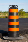 Construction Pylon — Stock Photo
