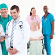 International medical team — Stock Photo #10821637