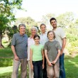 Portrait of a happy family — Stock Photo #10857158