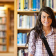 Portrait of a student posing — Stock Photo