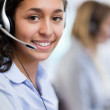 Portrait of a customer assistant — Stock Photo #11194019