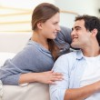 In love couple hugging — Stock Photo #11204382