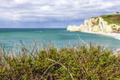 The northern coast of France — Stock Photo