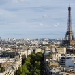 Cityscape of Paris — Stock Photo #12032797