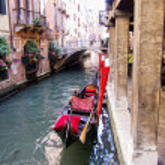 Gondola, Venice — Stock Photo #12032960