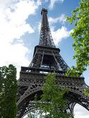 Torre eiffel, paris — Foto Stock