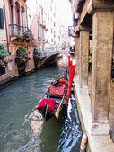 Gondola, veneza — Foto Stock
