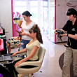 Situation in a Hair salon — Stock Photo #11090339