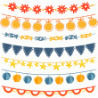 Garland set — Stock Vector #11912742