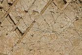 """Textur von einer alten ruine """"absperrung — Stockfoto"""