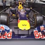 Постер, плакат: Red Bull RB8 F1