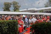 Sebastian Vettel — Stock Photo