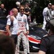 Постер, плакат: Jensen Button