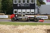 2011 ロータス ルノー r30 f1 レーシングカー — ストック写真