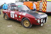 1969 Lancia Fulvia 1.6 HF — Stock Photo