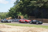 Goodwood Festival of Speed — Stock Photo