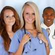 Royalty-Free Stock Photo: Doctor and Nurses