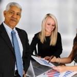 Business Team — Stock Photo #11137432