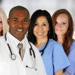 Doctors and Nurse — Stock Photo #11366884