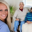 Home Health Care — Stock Photo #11394165